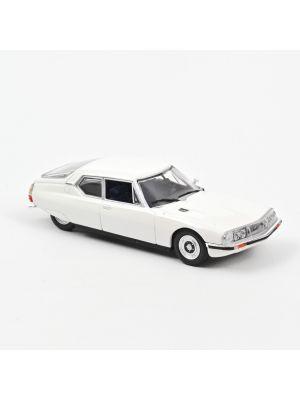 Norev 158521, Citroën SM 1971, weiss, 1:43, 3551091585213