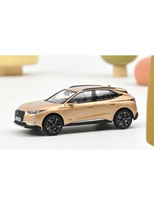 Norev 170042, DS 4 Cross 2021, Copper Gold, 1:43, 3551091700425