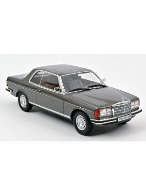 Norev 183703, Mercedes-Benz 280 CE 1980, Anthracite metallic, 1:18, 3551091837039