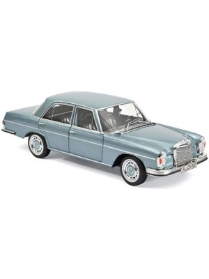 Norev 183760, Mercedes-Benz 280 SE , 1968, light blue metallic,