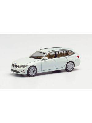 Herpa 420839, BMW 3er Touring, alpinweiß, 1:87, 4013150420839