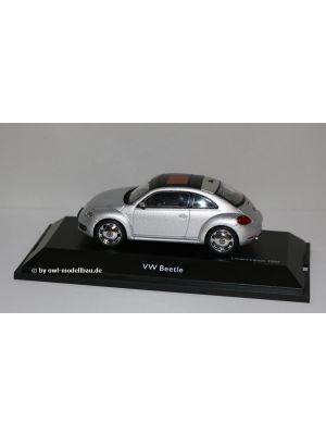 Schuco 450747200, VW Beetle Coupé, Reflexsilber, 1:43, 4007864074716