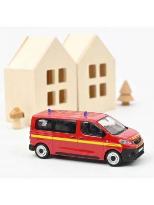 Norev 479867, Peugeot Expert 2016, Pompiers, 1:43, 3551094798672