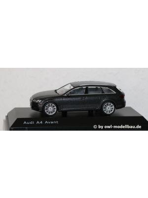 Norev 5011504233, Audi A4 (Typ B9 8W), 2016, Daytonagrau, 1:43, 2160000039863