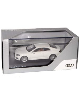 iScale 5011605431, Audi A5 Coupé, 2016, Gletscherweiß, 1:43, 2160000042146
