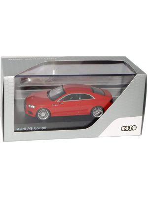 iScale 5011605432, Audi A5 Coupé, 2016, Tangorot, 1:43, 2160000043662