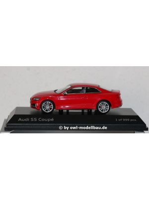Norev 5011615431, Audi S5 Coupé (Typ F5), 2017, misanorot, Limited Edition, 1:43, 2160000046243