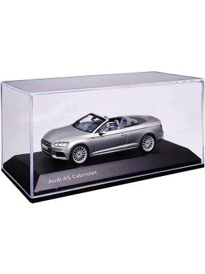 iScale 5011705331, Audi A5 Cabriolet, 2017, Florettsilber, 1:43, 2160000045215