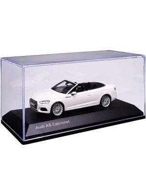 iScale 5011705332, Audi A5 Cabriolet, 2017, Tofanaweiß, 1:43, 2160000045222