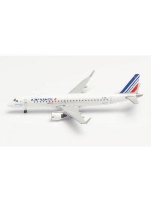 Herpa Wings 534208, Air France HOP Embraer E190, F-HBLL, 1:500, 4013150534208
