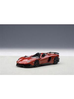 Autoart 54651, Lamborghini Aventador J, Metallic Red, 1:43, 674110546514