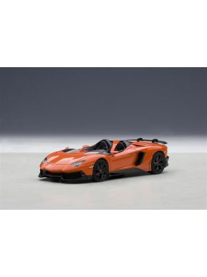 Autoart 54652, Lamborghini Aventador J, Pearl Orange, 1:43, 674110546521