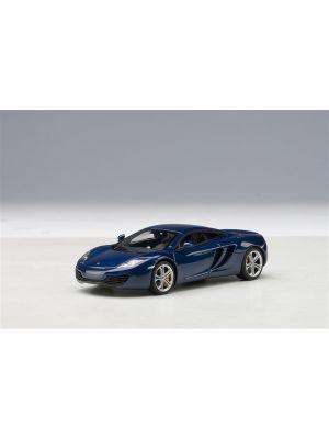 Autoart 56004, McLaren MP4-12C, blau, 1:43, 674110560046