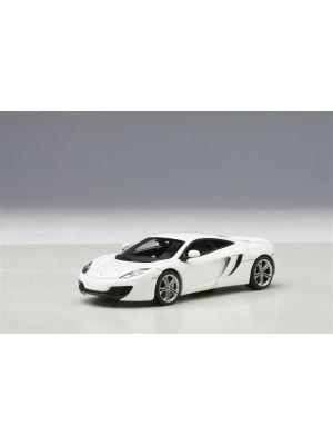 Autoart 56009, McLaren MP4-12C, weiss, 1:43, 674110560091