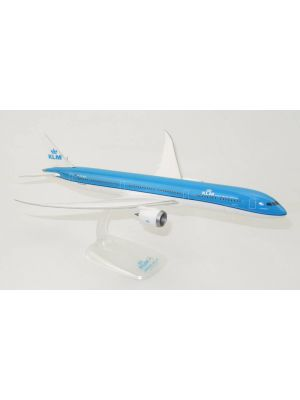 Herpa Wings Snap Fit 612845, KLM Boeing 787-10 Dreamliner, 1:200, 4013150612845