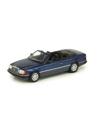 Maxichamps 940037031 , Mercedes Benz 300 CE-24 (A124), blau metallic,1:43, 4012138161139