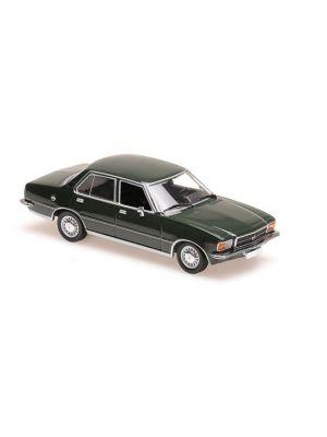 Maxichamps 940044001, Opel Rekord D, 1975, dark green, 1:43, 4012138161139