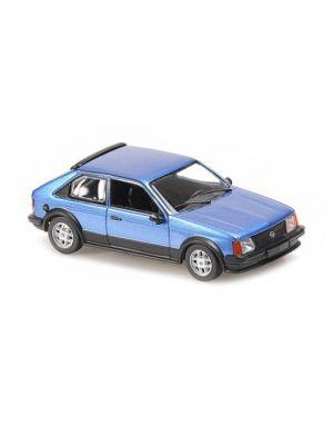 Maxichamps 940044120, opel kadett sr 1982, blau metallic, 1:43, 4012138161764