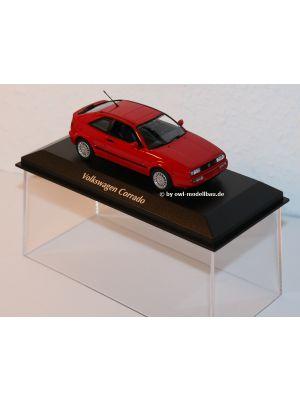 Maxichamps 940055600, VW Corrado, 1990, rot, 1:43, 4012138169142