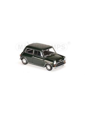 940138601 Minichamps, MORRIS MINI 850 MK I, 1960, Grün, 4012138134782