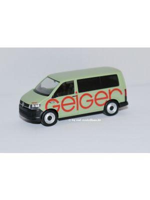 Herpa 944892, VW T6 Bus, Geiger, Maßstab 1:87, 4013150944892