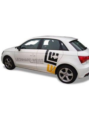 Herpa 946643, Audi A1, Leonhard Weiss, 1:87, 4013150946643