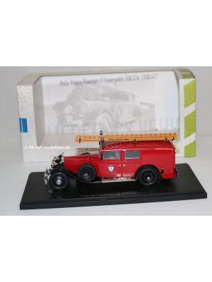 autocult 12013, Rolls Royce Phantom 2, Feuerwehr Lenzburg 1930/1941, 1:43