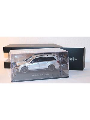 Minimax B66960421, Mercedes-Benz AMG GLS 63 (X166) 2016, iridium silber, 1:43