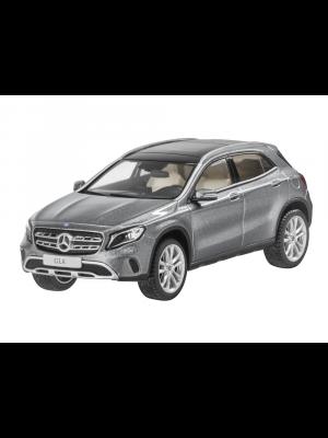 Minimax B66960542, Mercedes Benz GLA SUV Urban (X156) 2020, Moutaingrau, 1:43