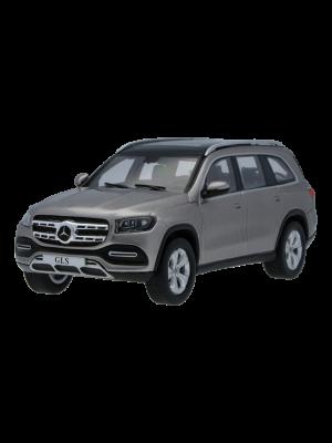 Z Models B66960620, Mercedes Benz GLS SUV (X167), 2020, Mojavesilber, 1:43