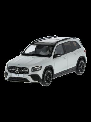 Minimax B66960816 - Mercedes-Benz GLB SUV AMG Line (X247) 2020, digitaleiss. Maßstab 1:43.