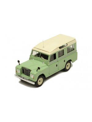 ixo models clc3329N, Land Rover Series 2, 109 Station Wagon, 4WD, 1:43, 4895102327553
