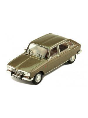 ixo Models CLC337N, Renault R16, 1969, Metallic Braun, 1:43, 4895102328420