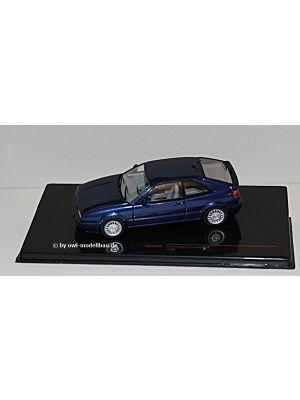 ixo Models CLC356N, VW Corado G60, 1989, Metallic Blau, 1:43, 4895102329472
