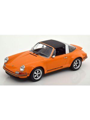 Norev 187595, KK-Scale 180472, Singer Porsche 911 Targa orange, 1:18