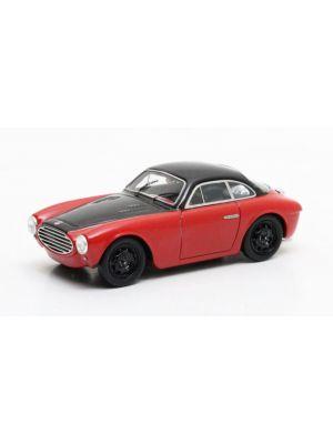 Matrix Models MX31309-011, Moretti 750 Grand Sport 1954, rot/schwarz, 1:43