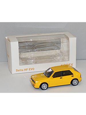 Norev 430201 - Lancia Delta HF Evo 2 - 1993 - gelb. 1:43