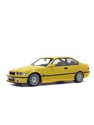 Solido S1803902, BMW E36 COUPÉ M3, JAUNE DAKAR, 3663506008986