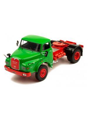 IXO Models TR037, MAN 19.280 H - 1971, rot/grün, Maßstab 1:43, 4895102325849