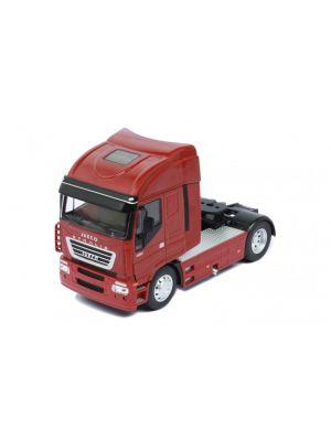 ixo Models TR086, Iveco Stralis, 2012, rot metallic, 1:43, 4895102329373